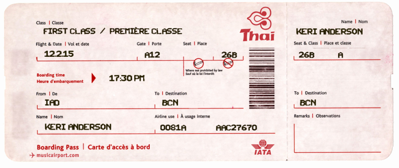 Free Printable Airline Ticket Template Best Of Giving someone A Trip Check Out these Fake Plane Ticket