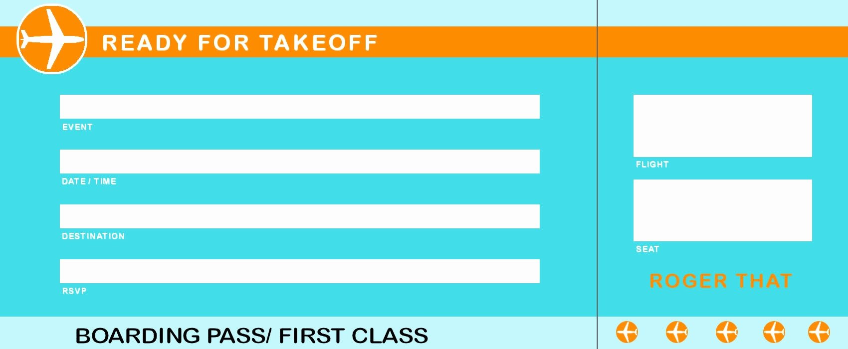 Free Printable Airline Ticket Template Fresh Boarding Pass Template