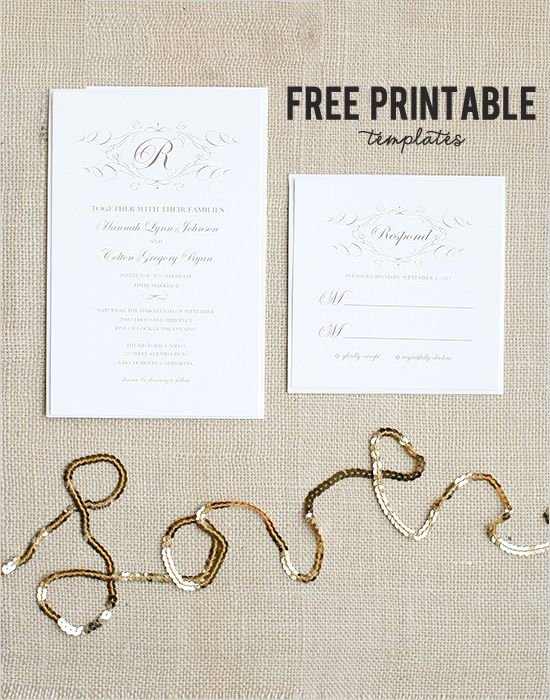 Free Printable Menu Card Template Fresh Free Wedding Templates