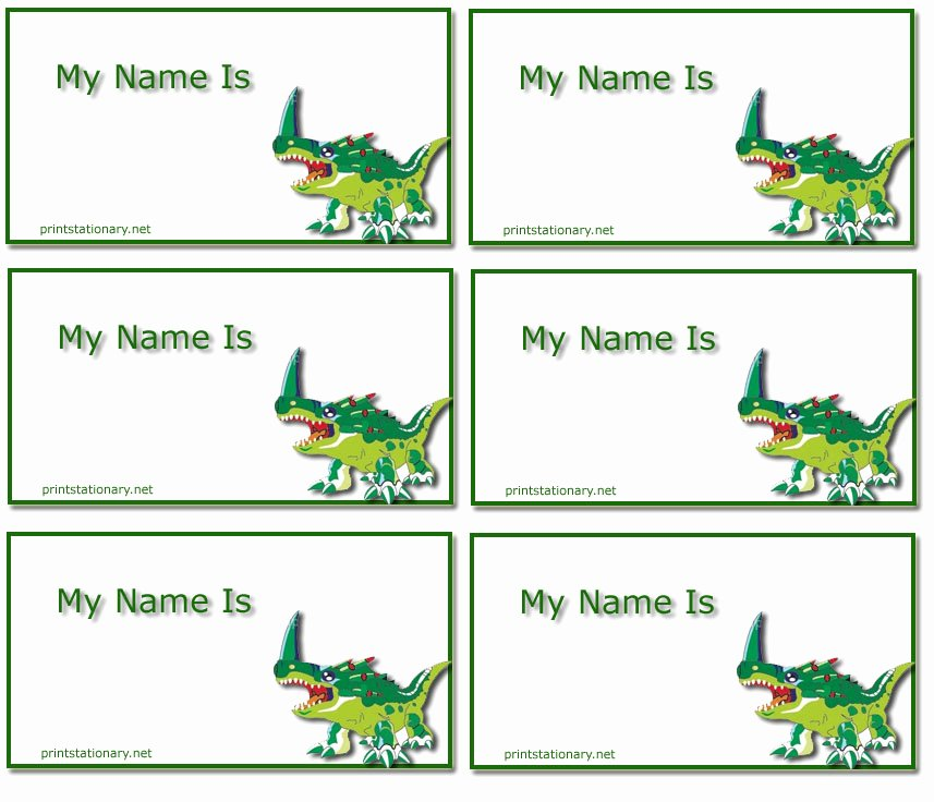 Free Printable Name Badge Template Lovely 6 Best Of Free Printable Name Badge Templates