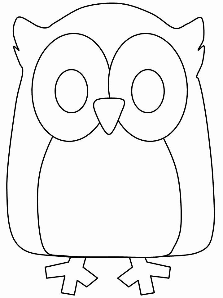Free Printable Owl Template Elegant Best 20 Owl Printable Ideas On Pinterest