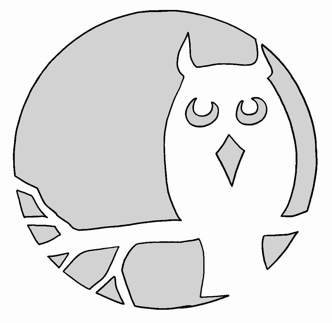Free Printable Owl Template Inspirational Pumpkin Carving Templates