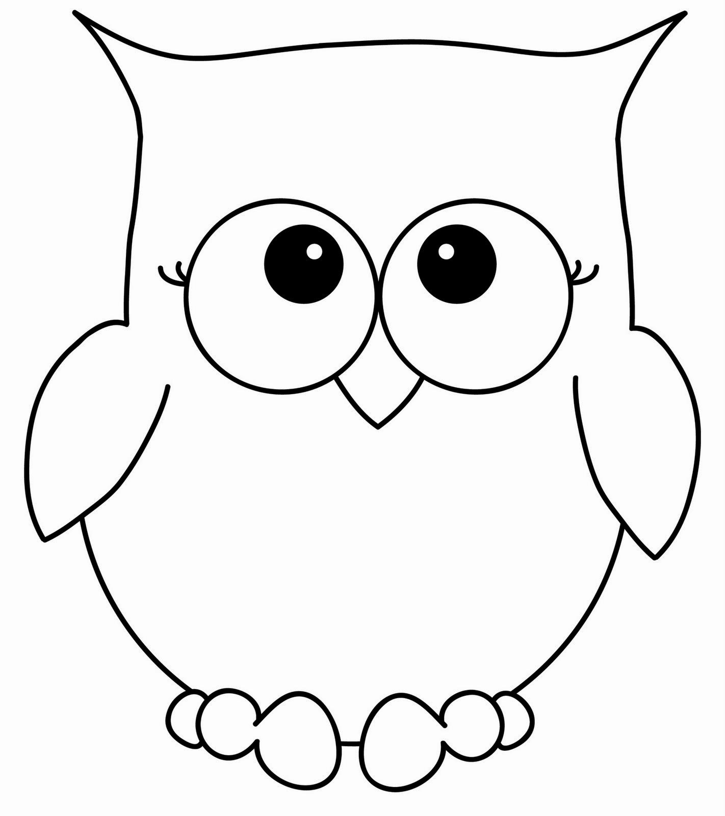 Free Printable Owl Template Inspirational Selimut Ku Cute Lil Owl