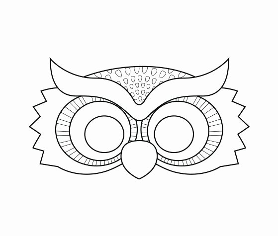 Free Printable Owl Template Lovely Pinterest • the World's Catalog Of Ideas