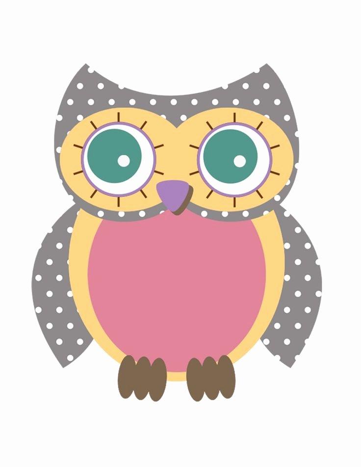 Free Printable Owl Template Luxury Best 25 Owl Shower Ideas On Pinterest