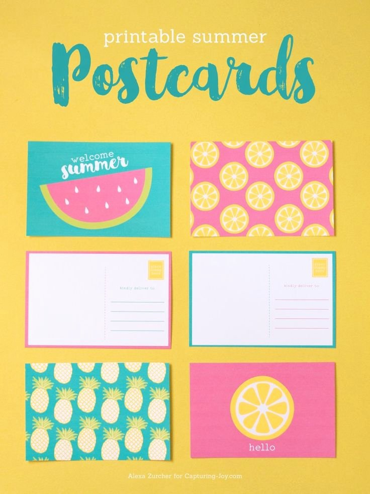 Free Printable Postcard Template Fresh 17 Best Images About Gift Tags Free Printables Templates