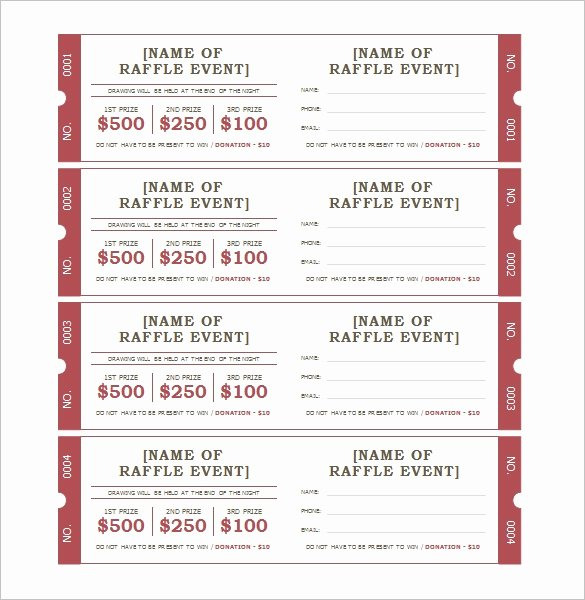 Free Printable Ticket Stub Template Unique 115 Ticket Templates Word Excel Pdf Psd Eps