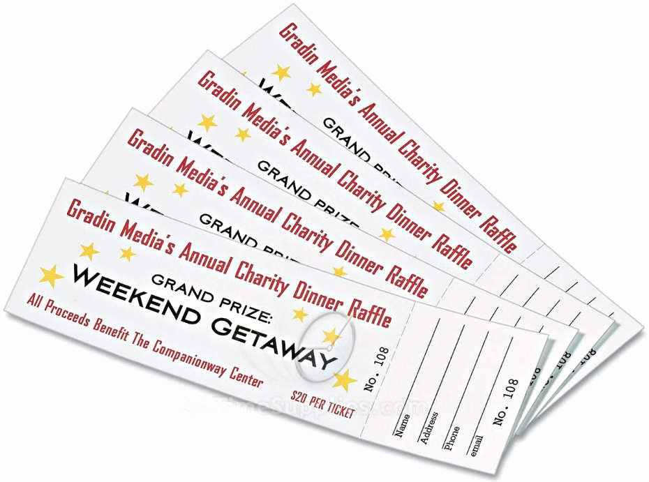 Free Printable Ticket Stub Template Unique 7 Best Of Avery Raffle Tickets Printable Avery