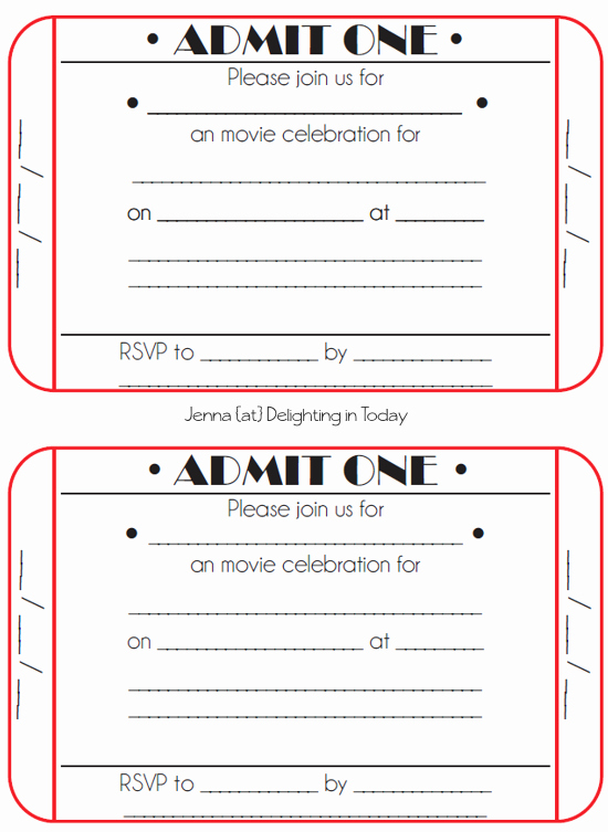 "Free Printable Tickets Template Luxury Search Results for ""free Printable Concert Ticket Template"