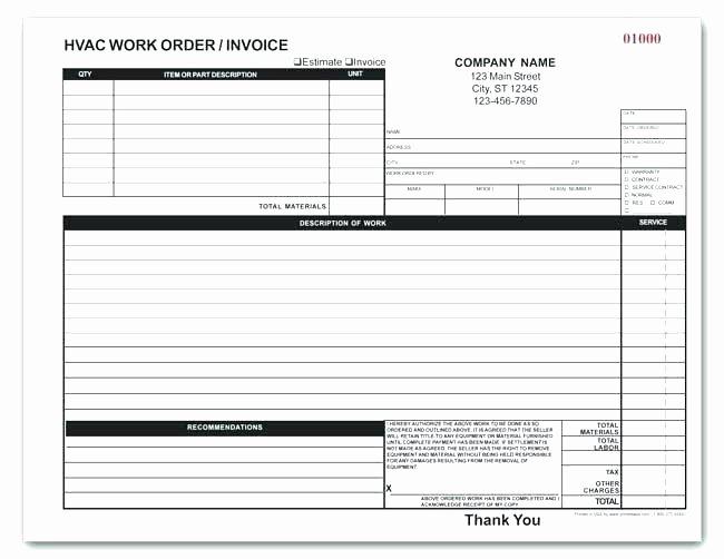 Free Printable Work order Template Elegant Free Printable Maintenance Work order forms Sample Blank