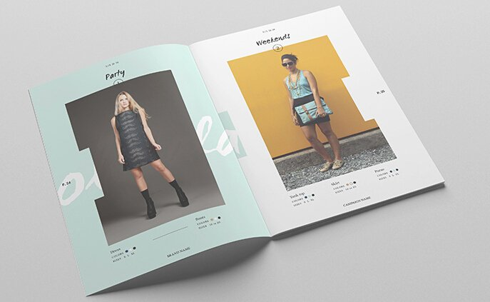 Free Product Catalog Template Beautiful 10 Fashion Clothing Catalog Templates to Boost Your Business