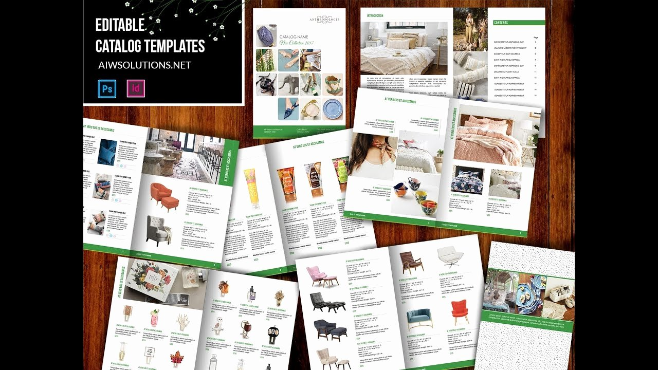 Free Product Catalog Template Beautiful How to Use Indesign wholesale Catalog Template Id07