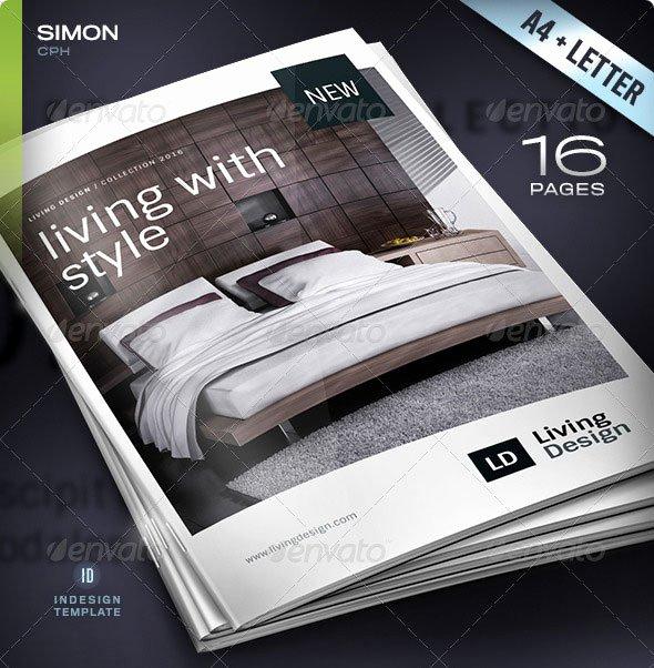 Free Product Catalog Template Unique 30 Best Brochure Templates 2013
