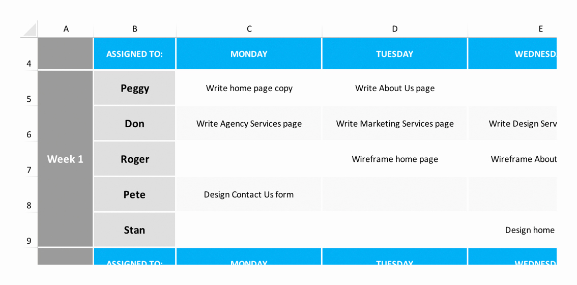 Free Project Schedule Template Beautiful Project Schedule Definitions & Free Template