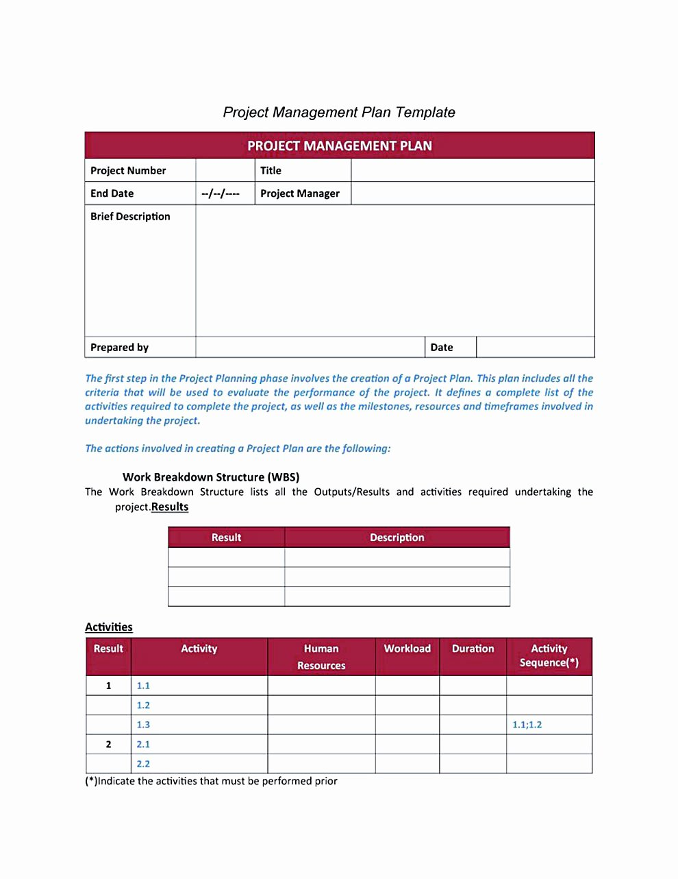 Free Project Schedule Template Beautiful Types Of Project Bud Template and Bud Ing Tips for You