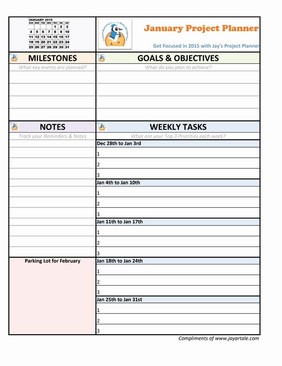 Free Project Schedule Template Lovely 48 Professional Project Plan Templates [excel Word Pdf