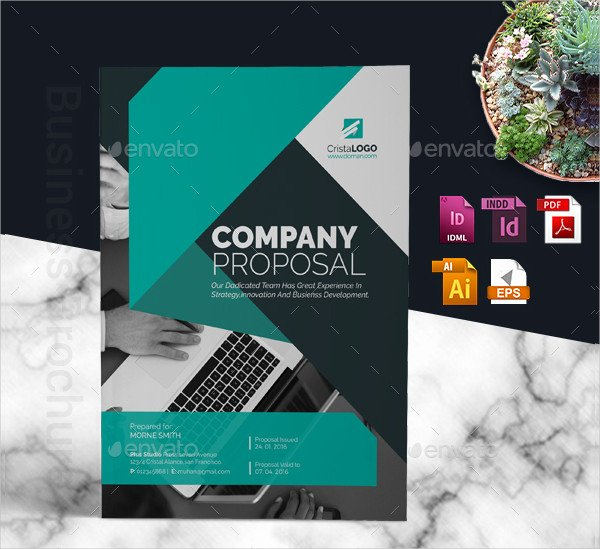 Free Proposal Template Indesign Awesome 20 Business Proposal Templates Free Word Pdf Documents