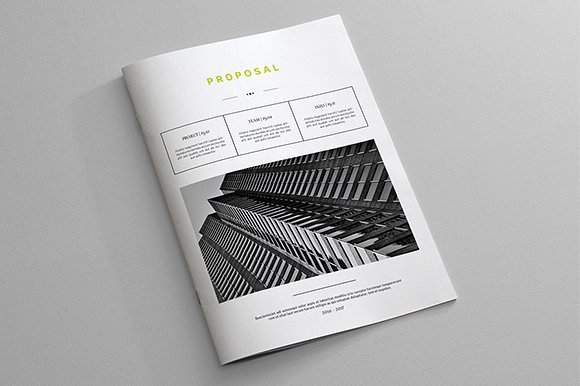 Free Proposal Template Indesign Beautiful Indesign Business Proposal Template Brochure Templates