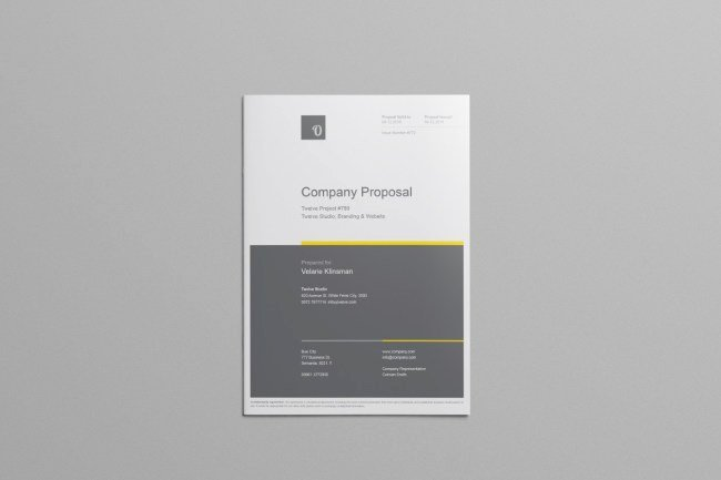 Free Proposal Template Indesign Fresh 48 Best Business Proposal Templates In Indesign Psd & Ms