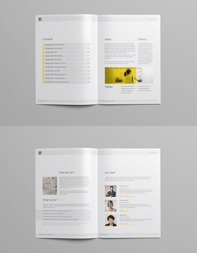 Free Proposal Template Indesign Inspirational 48 Best Business Proposal Templates In Indesign Psd & Ms
