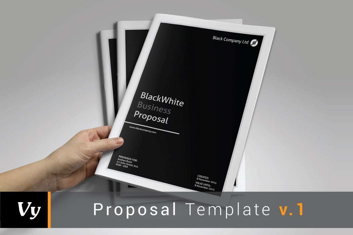 Free Proposal Template Indesign Lovely Business Proposal Template Brochure Templates Creative