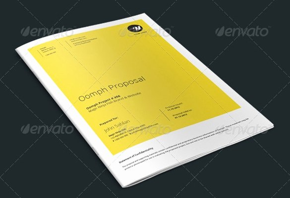 Free Proposal Template Indesign Unique Free Proposal Template Indesign – Pewna Apteka