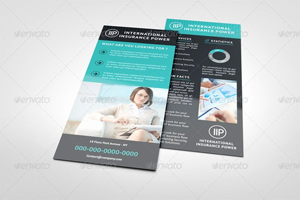 Free Rack Card Template Beautiful 8 Sample Rack Card Templates