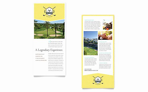 Free Rack Card Template Beautiful Free Rack Card Template Word Publisher Microsoft