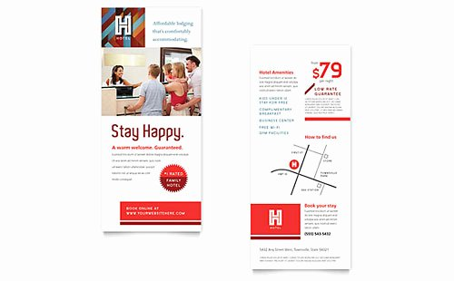 Free Rack Card Template Inspirational Free Rack Card Templates