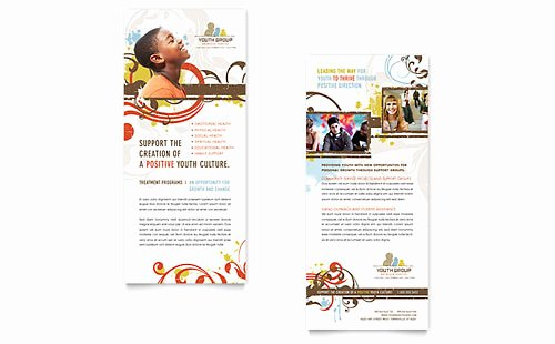 Free Rack Card Template Unique Free Rack Card Template Microsoft Word & Publisher