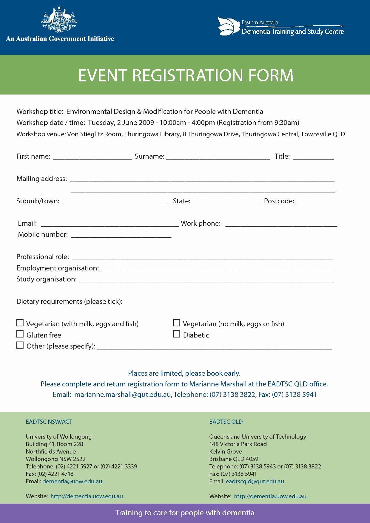 Free Registration form Template Best Of Registration form Template