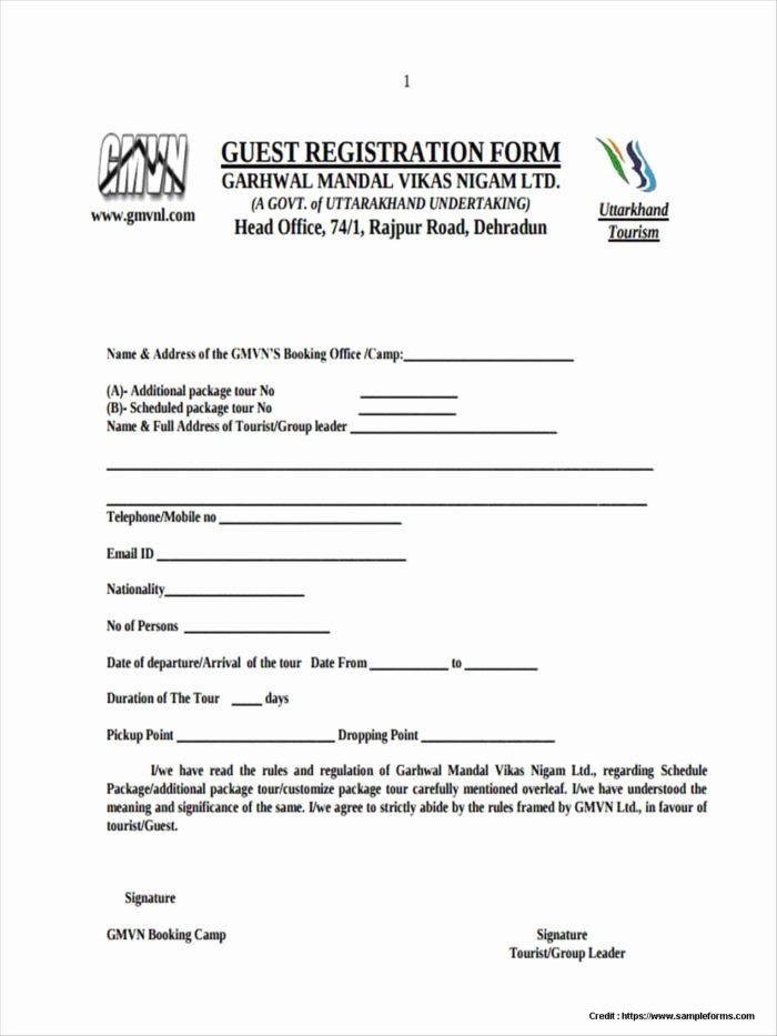 Free Registration form Template Lovely 5k Registration form Template Free Templates Resume