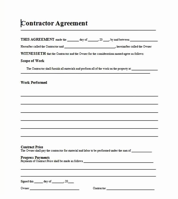 Free Roofing Contract Template Fresh 12 Best Proposal Images On Pinterest