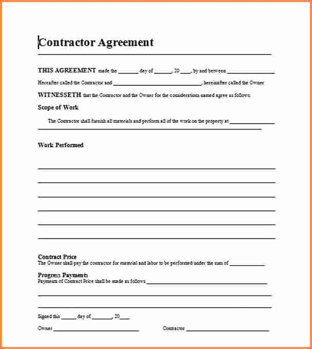 Free Roofing Contract Template New Free Roofing Proposal forms Template