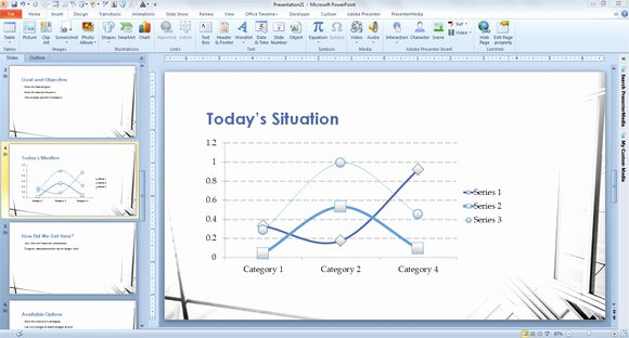 Free Sales Plan Template Awesome Strategic Plan Template for Powerpoint 2013