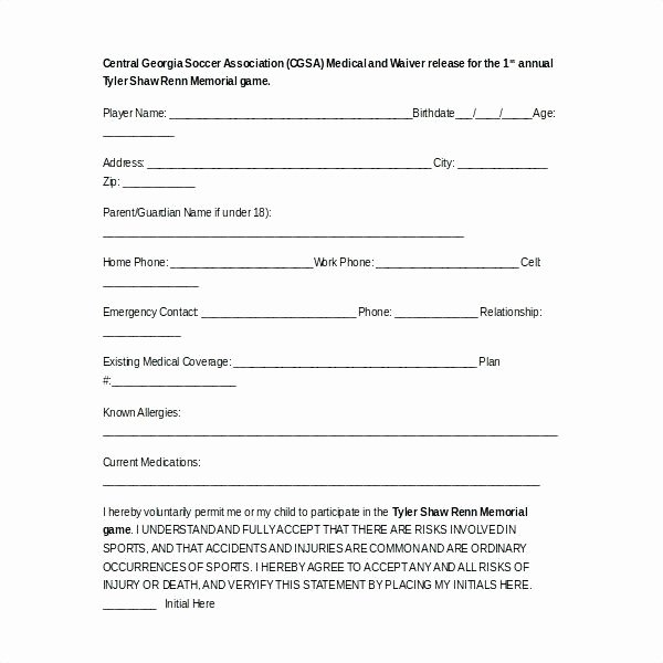 Free Sports Registration form Template Best Of Club Registration form Template Word