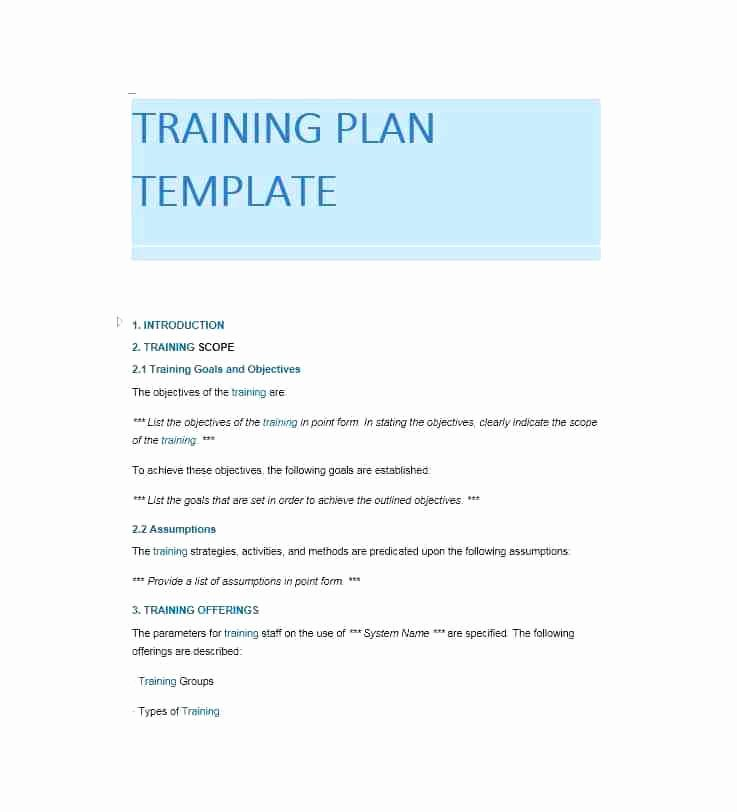 Free Training Manual Template New Training Manual Cover Page Template Handbook Examples