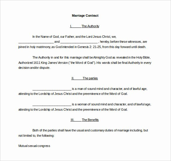 Free Wedding Photography Contract Template Elegant Wedding Contract Template – 9 Free Word Pdf Documents