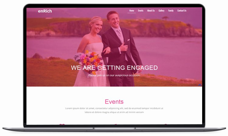 Free Wedding Website Template Awesome 100 Free Bootstrap HTML5 Templates for Responsive Website