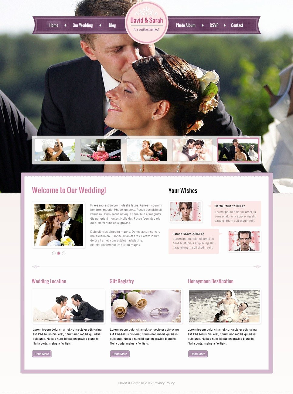 Free Wedding Website Template Awesome Wedding Website Template