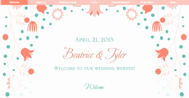 Free Wedding Website Template Best Of 'free Wedding Website Templates' Articles at the Broke ass