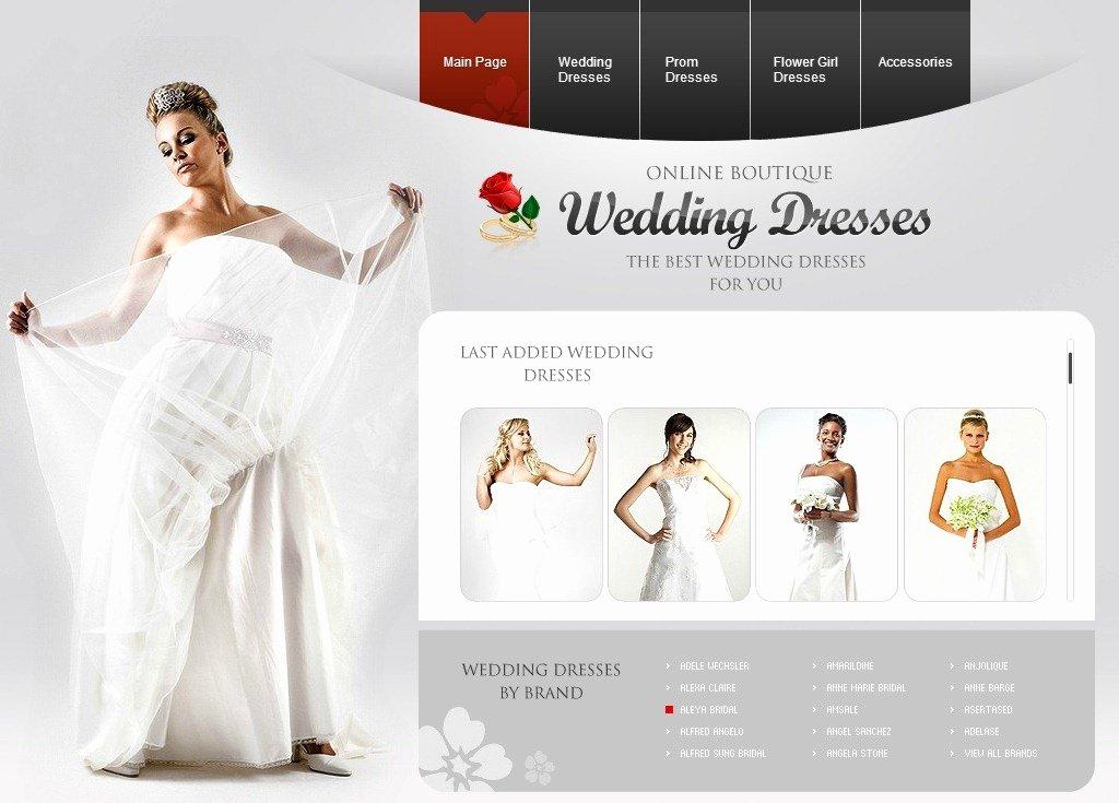 Free Wedding Website Template Luxury Wedding Website Templates