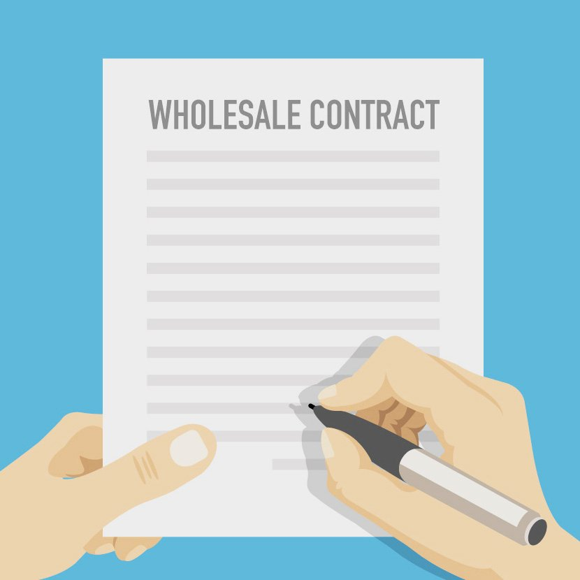 Free wholesale Contract Template Inspirational wholesale Contract Template Create Your Own for Free