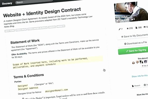 Freelance Videographer Contract Template Awesome How Video Production Scope Work Sample to Create A