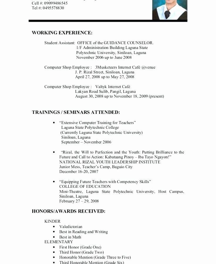 Freelance Writer Resume Template New Freelance Writer Resume Example Examples Resumes and