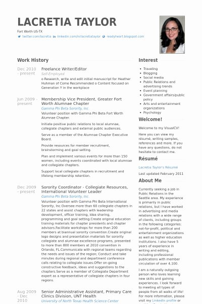 Freelance Writer Resume Template Unique Writer Resume Template