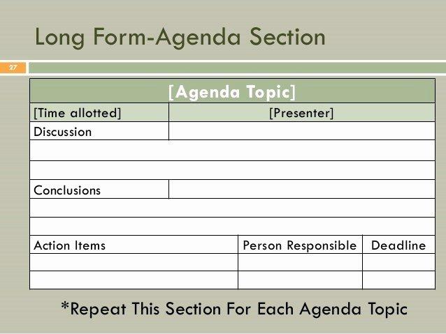 Fun Meeting Agenda Template Unique Fun Meeting Agenda Template