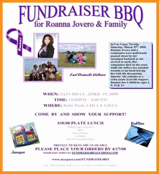 Fundraiser Flyer Template Free Inspirational Fundraiser Flyer Template Free Yourweek 4f9f12eca25e