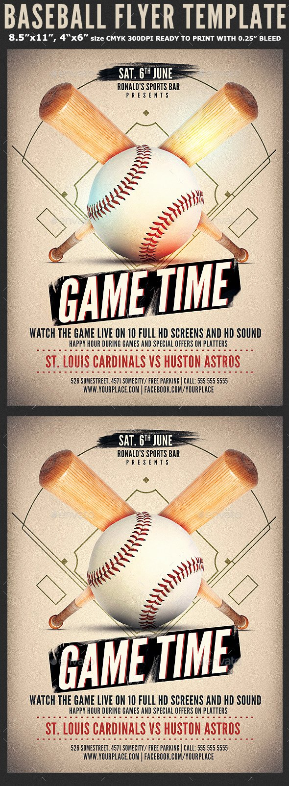 Fundraiser Flyer Template Free New Baseball Fundraiser Flyer Template Yourweek Eca25e