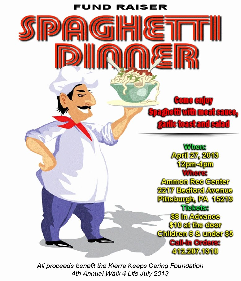 Fundraiser Flyer Template Free Unique Spaghetti Dinner Flyer Template I On Watauga Gop Lincoln